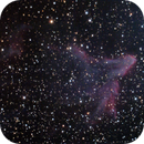 IC 63 Ghost of Cassiopeia,                                G400