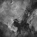 NGC 7000 - IC 5070 (North America & Pelican Nebulae),                                remidone