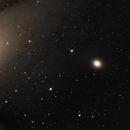 Messier 32 Dwarf Galaxy,                                Evelyn Decker
