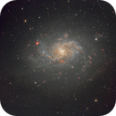 "Triangulum galaxy with Hyperstar 14"",                                Ray's Astrophotog..."