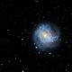 M83 The Southern Pinwheel Galaxy,                                dsoscope