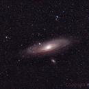 M31 - Andromeda Galaxy,                                Fabio Mirra