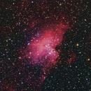 M16 - Eagle Nebula,                                Richard Muhlack