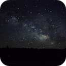 Milky Way from Hat Creek Lookout,                                Samantha Hawthorne