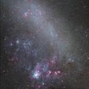 Large Magellanic Cloud LRGB,                                peterjk