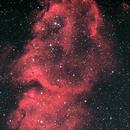 IC1848 Nebulosa Anima,                                Enrico Benatti