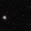 M2 Globular Cluster,                                Jeff Clayton