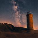 Summer Milky Way over Cape Arkona,                                Frank Rogin