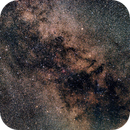 Milky Way in Vulpecula + Sagitta,                                AC1000
