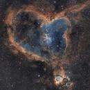 Heart Nebula (IC1805),                                Jeremy Jonkman