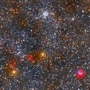 M35 (Constellation Gemini),                                AstroHannes68