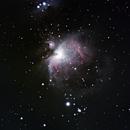 M42 Orion Nebula,                                Andy Harwood