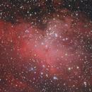 Eagle Nebula,                                Cfreerksen