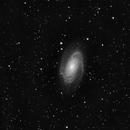 M81 en Luminance près de Paris Get