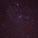 Eta Carinae - Empilhamento de 8 frames,                                João Gabriel Soares