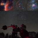 Composite Mosaic of Orion Nebula and Horsehead Nebula,                                ViktorBG