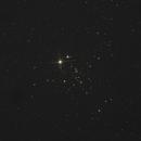 NGC 457  the owl cluster,                                Detlef Möller