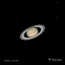 First Saturn 2018,                                Damien Cannane