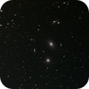 Markarian's chain first attempt,                                Astro Dad