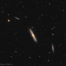 NGC 4216 and Friends,                                Ezequiel