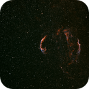 Veil nebula,                                Manuel Huss