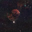 IC443 JellyFish Nebula,                                Paolo Seri