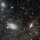 M81, M82, NGC3077 and IFN,                                Roberto Colombari