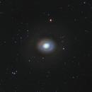 "M 94 - C11 - HyperStar - Asi 183mm-C - Live Stacking - 175 x 30"",                                Alain-Bouchez"