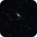 Caldwell C53 - NGC3115 - Spindle Galaxy in Sextans,                                Geoff Scott
