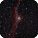 NGC 6990 - Western Veil or Witch's Broom Nebula,                                Ron