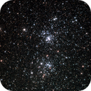 Double cluster reprocess with PI - calibrating star colours with PhotometricColorCalibration,                                Ian Dixon