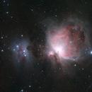 Orion Nebula,                                Jason Kaufman