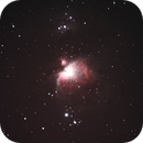 First-time shooting the Orion Nebula,                                Dom_Astrophotography