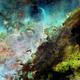 Eta Carina Nebula Core 2,                                John Ebersole