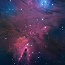 Cone Nebula (NGC2264)  in Hα-SII/OIII/OIII+rgb,                                Jose Carballada