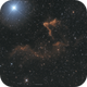 IC 63 The ghost of Cassiopeia,                                John