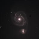 M51 30s Subs,                                John Kramer
