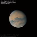 Mars - September 07, 2020,                                Fábio