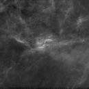 DWB 111 Propeller Nebula starless in Ha,                                Graham Roberts