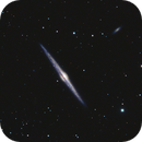 NGC4565,                                Joostie