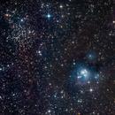 NGC 7129 - NGC 7142,                                Yannis Doukakis
