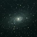 Triangulum Galaxy,                                sleparc