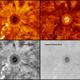 Sunspot Active Region 2738 - Four Panel,                                Eric Coles (coles44)