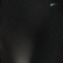 Two Comets, One Field, Fourth Night,                                Dan Bartlett