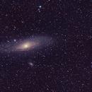 The Andromeda Galaxy,                                Hado