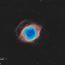 Nébuleuse Helix (NGC 7293) - Sadr Espagne,                                Julien Bourdette