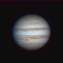 Jupiter and Red Spot,                                Daniel.P