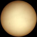 Mercury's transit over sun 2019/11/11 - 13:48UT,                                Javier_Fuertes