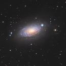 M63 Galaxie du tournesol,                                julastro