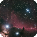 IC434 Horsehead Nebula,                                interplanetary